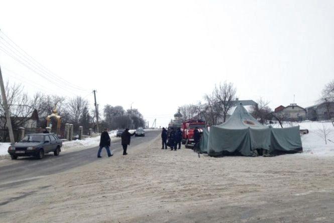Через чуму на Тернопільщині встановлюють блокпости