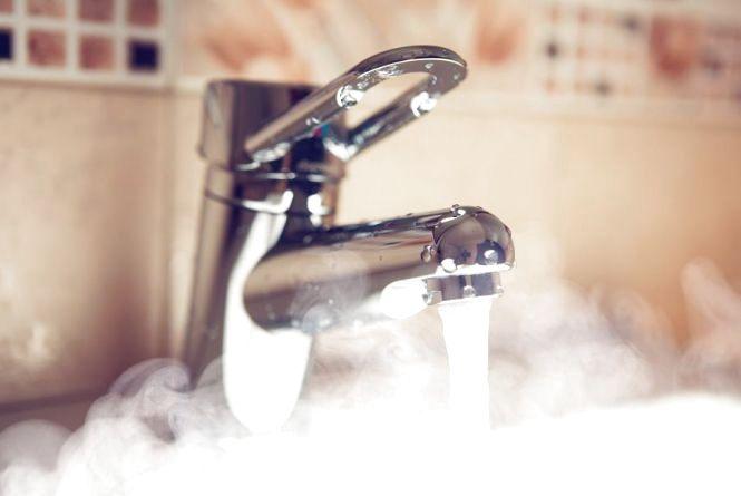 Якщо температура гарячої води менше норми - повинні проводити перерахунок розміру плати