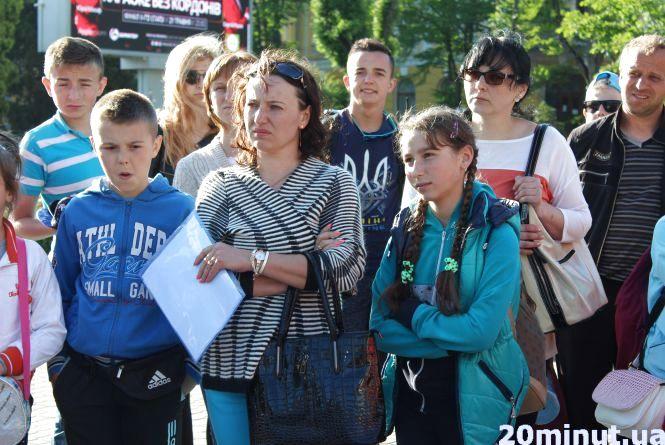 У Затоку на відпочинок поїхали 50 дітей учасників АТО