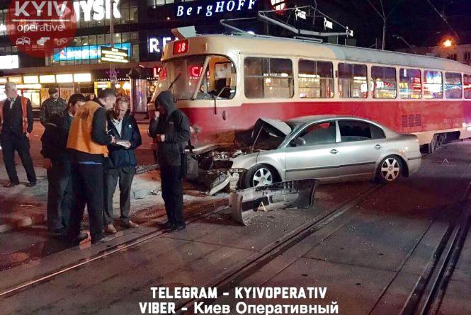У Києві у ДТП розбився нардеп з Тернопільщини