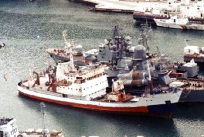 Цей день в історії, 26 січня: у Чорному морі затонув український теплохід «Пам'ять Меркурія»