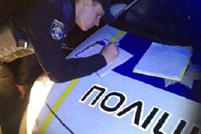 """П'яного поліцейського за кермом затримали на """"Дружбі"""" (ОНОВЛЮЄТЬСЯ)"""