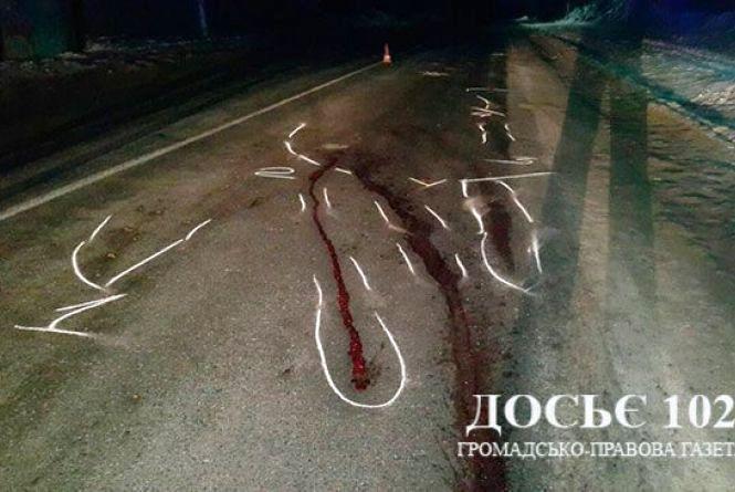 Смертельна ДТП: на Кременеччині загинув молодий чоловік. Тіло знайшли аж за 800 метрів