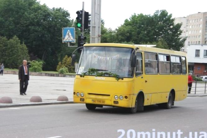 Запропонували ідею, як інформувати пасажирів про пільгові місця у маршрутці