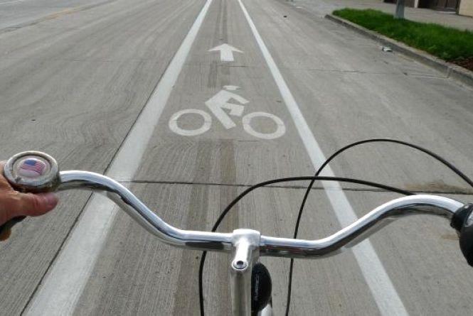 На Злуки, Руській та Текстильній будуть велодоріжки