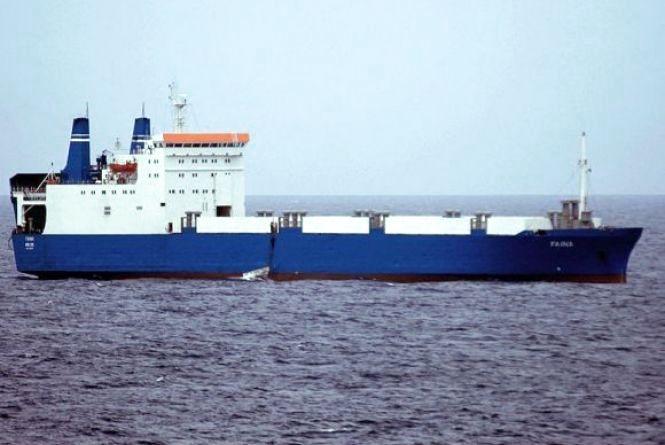 Цей день в історії, 5 лютого: Сомалійські пірати відпустили судно «Фаїна» за викуп у 3млн. 200тис.$