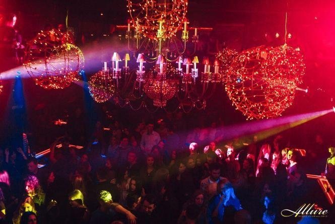 Розклад вечірок у нічних клубах Тернополя до 12 лютого