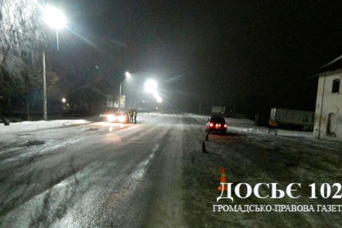 Водій-втікач важко травмував велосипедиста у Ланівцях