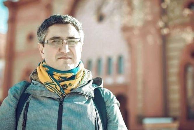 Журналіст та історик Вахтанг Кіпіані прочитає лекцію