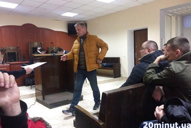 Свідки  переконані у браконьєрстві рятувальників