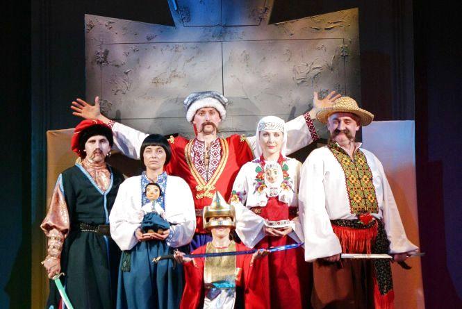 Малечі покажуть героїчну легенду про козаків