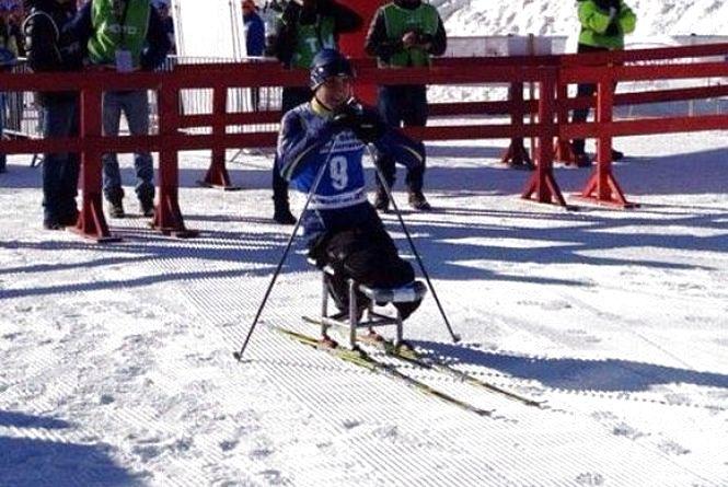 Тернополянин Тарас Радь став срібниим призером чемпіонату світу з біатлону