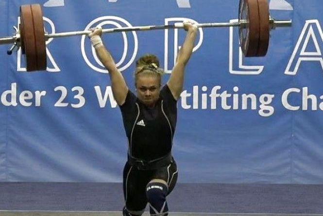 Важкоатлетка Марія Хлян підтвердила звання найсильнішої в Україні