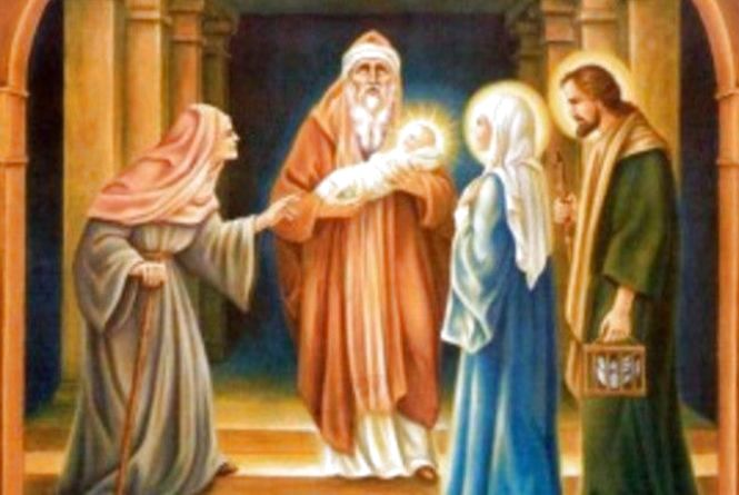 Сьогодні, 15 лютого: святкують Стрітення Господнє