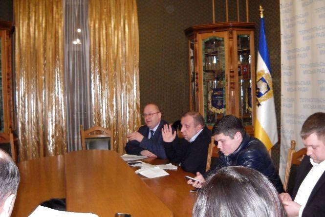 Таємне засідання земельної комісії в міськраді