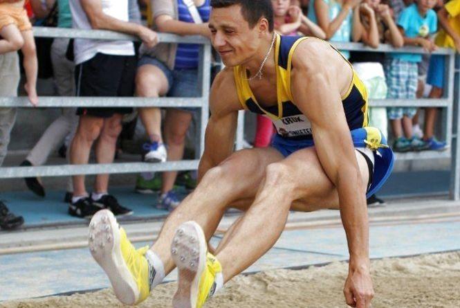 Тернополяни здобули три медалі на Кубку України з легкої атлетики