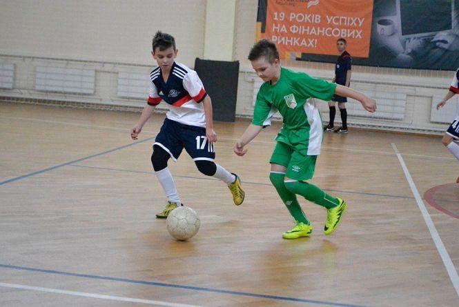 Юні тернополяни – треті на Кубку України з футзалу