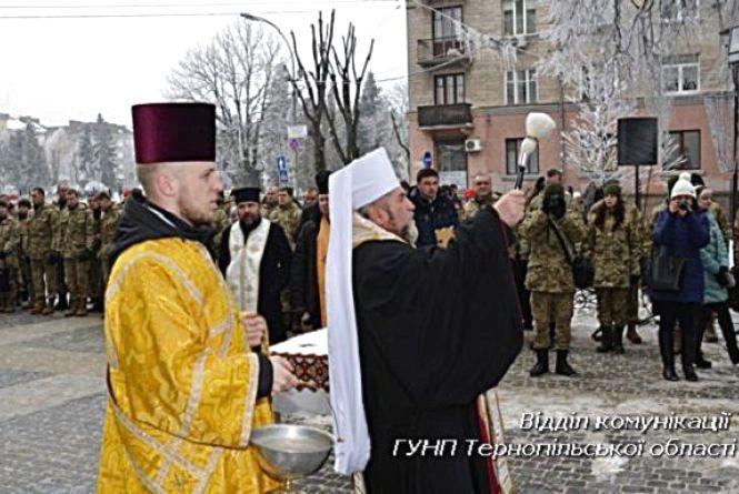 Фото дня: у Тернополі вшанували Митрополита Йосипа Сліпого