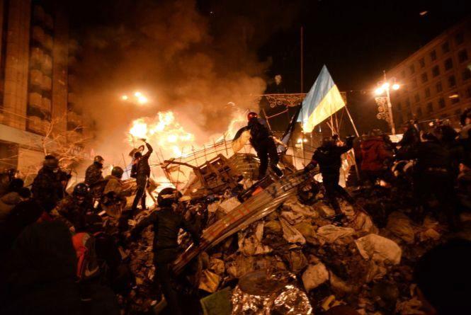 Цей день в історії, 18 лютого: почалися активні силові протистояння на Майдані