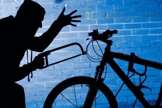Обережно! Злодії почали сезон полювання на велосипеди
