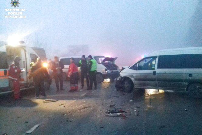 Об'їзну перекрили через велику аварію (ОНОВЛЕНО)