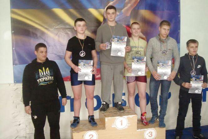 Тернопільські борці стали чемпіонами у Рівному