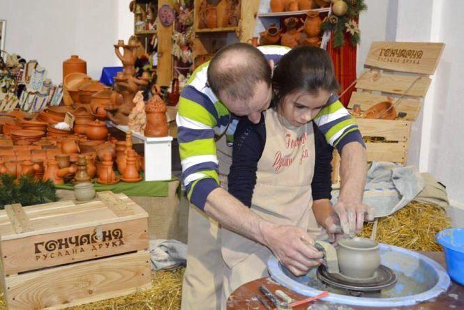 У Тернополі буде гончарно-кулінарний майстер-клас
