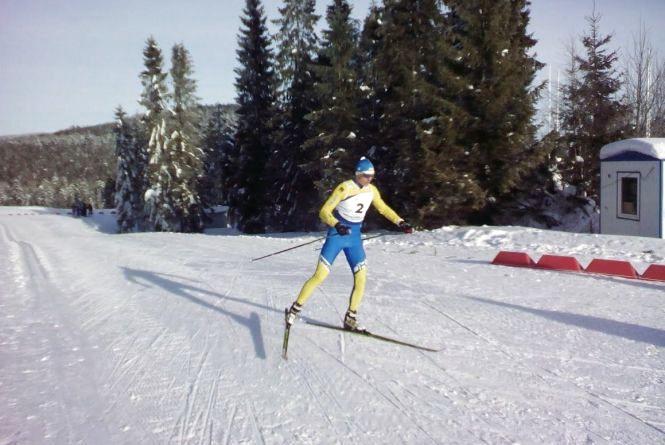 Тернополянин став тричі чемпіоном України з лижних гонок