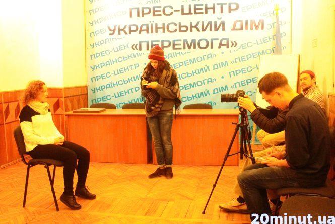 Кінопроби на головну роль у фільмі київського режисера проходять у Тернополі