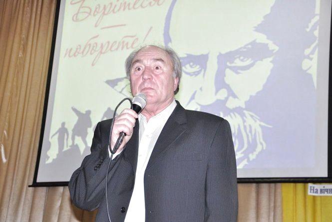 Заворожать Шевченковим словом та думами