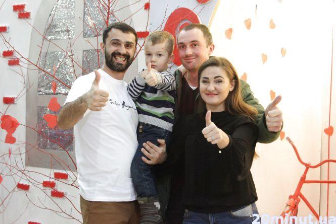 Танька і Володька в Тернополі роздавали автографи та смішили людей