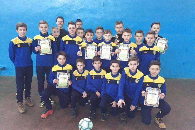 Тернопільські футболісти – треті на Кубку Вікторії