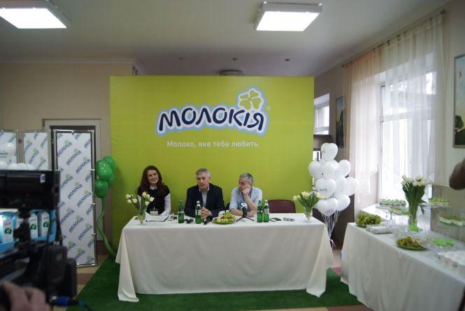 Оновлена «Молокія» - сучасне обладнання та новий дизайн (новини компаній)