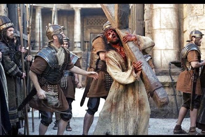 Безкоштовно покажуть фільм «Страсті Христові»