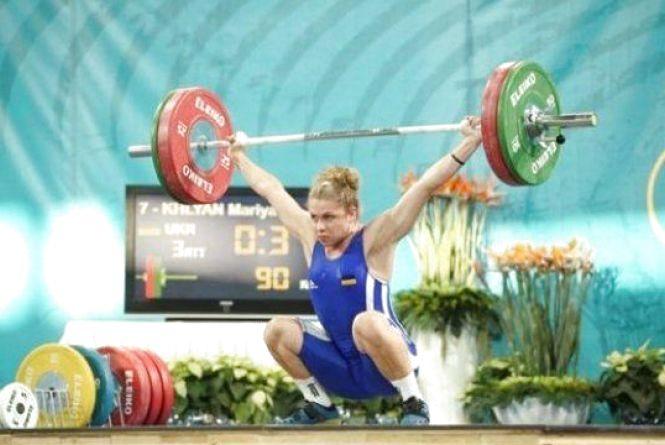 Скалатська важкоатлетка стала срібною призеркою чемпіонату Європи
