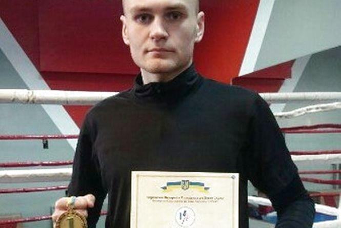 Тернополянин виборов путівку на чемпіонат світу з французького боксу