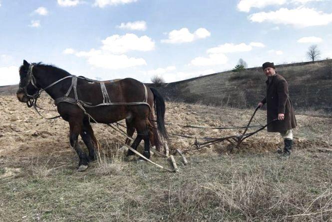 Колишній нардеп від Тернопільщини знімається у фільмі (ФОТО)