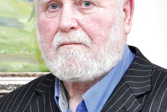 Євген Удін 60 років малює Тернопіль