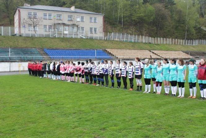 У Кременці відбувся перший тур Вищої ліги з жіночого регбі