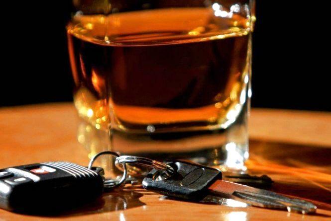 Патрульні оштрафували 9 п'яних водіїв