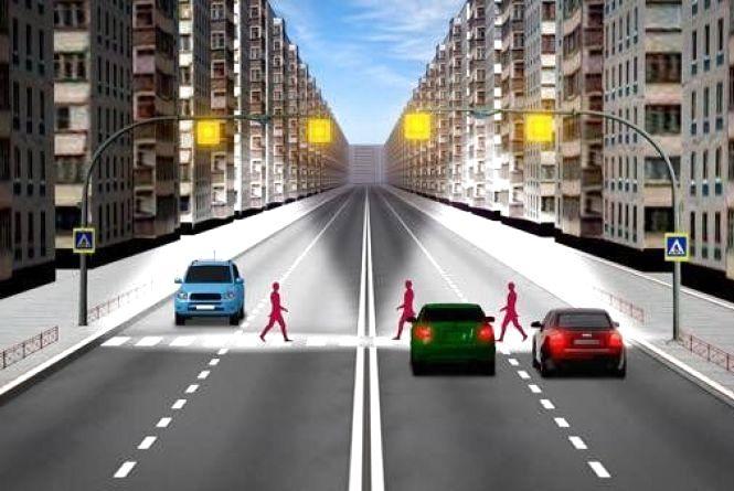 Де у Тернополі планують освітити пішохідні переходи