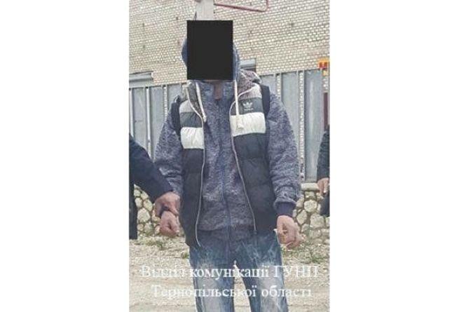Затримали покидька, який два дні тероризував Тернопіль нападами на жінок та дітей, - Богомол