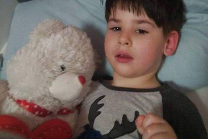 4-річному Максимкові Чайковському не вижити без вашої допомоги