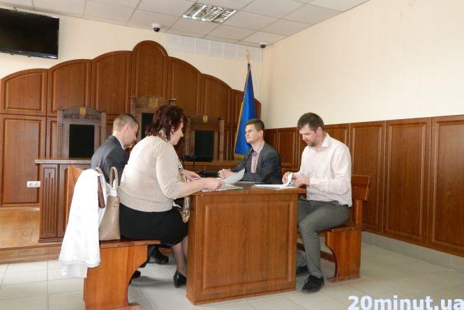 Активіст  Павло Іванечко  виграв суд у міськради
