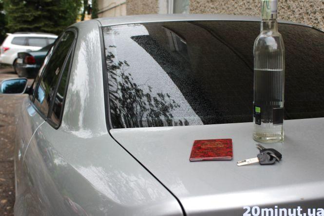 За чотири місяці патрульні зупинили 300 п'яних водіїв