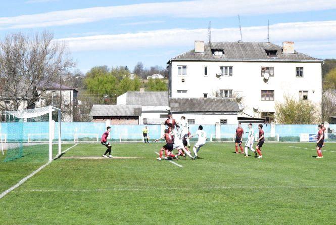 Теребовля і Чортків здобули перемоги в аматорській лізі з футболу