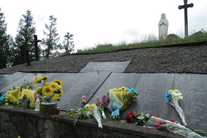 Тернополяни вшанували пам'ять жертв сталінського терору