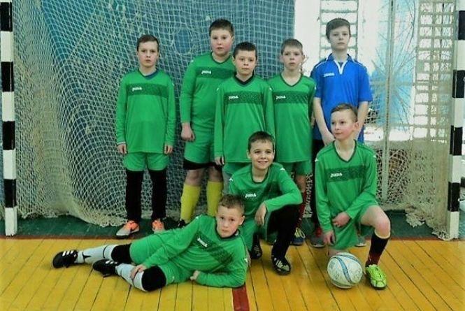 Тернопільські школярі борються у фіналі Шкільної футзальної ліги України