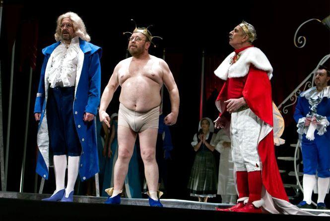 У драмтеатрі виступлять «заньківчани»