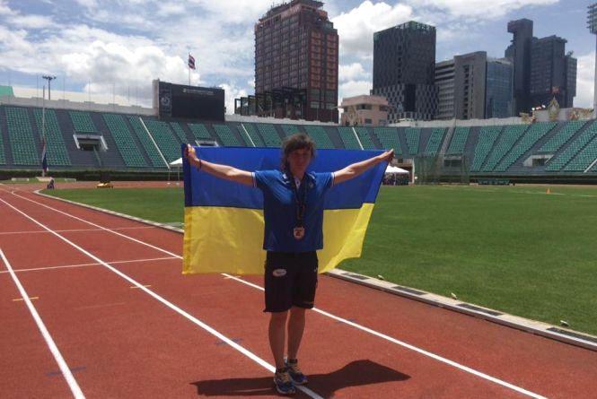 Ольга Зазуляк – стала призеркою чемпіонату світу з легкої атлетики